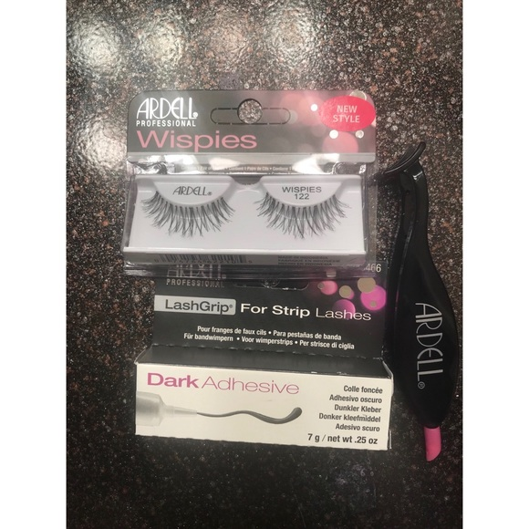 5358c8274fc Ardell Makeup   Added Item Wispies 122 Lashes Kit   Poshmark